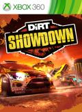 DiRT: Showdown Xbox 360 Front Cover