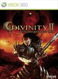 Divinity II: The Dragon Knight Saga Xbox 360 Front Cover