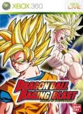 Dragon Ball: Raging Blast Xbox 360 Front Cover