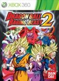 Dragon Ball: Raging Blast 2 Xbox 360 Front Cover