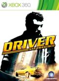 Driver: San Francisco Xbox 360 Front Cover