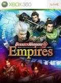 Dynasty Warriors 6: Empires Xbox 360 Front Cover