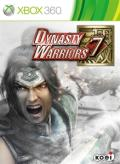 Dynasty Warriors 7 Xbox 360 Front Cover
