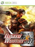Dynasty Warriors 8 Xbox 360 Front Cover