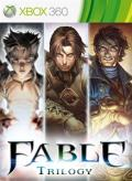 Fable Trilogy Xbox 360 Front Cover