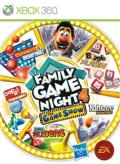 Family Game Night 4: The Game Show Xbox 360 Front Cover