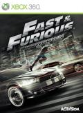 Fast & Furious: Showdown Xbox 360 Front Cover