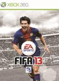 FIFA Soccer 13 Xbox 360 Front Cover