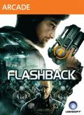 Flashback Xbox 360 Front Cover