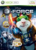 G-Force Xbox 360 Front Cover