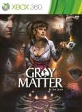 Gray Matter Xbox 360 Front Cover