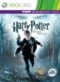 Harry Potter and the Deathly Hallows: Part 1 Xbox 360 Front Cover