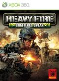 Heavy Fire: Shattered Spear Xbox 360 Front Cover