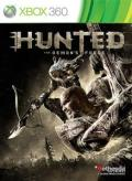 Hunted: The Demon's Forge Xbox 360 Front Cover