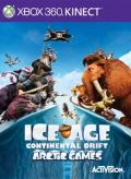 Ice Age: Continental Drift - Arctic Games Xbox 360 Front Cover