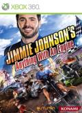 Jimmie Johnson's Anything with an Engine Xbox 360 Front Cover