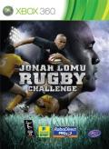 Jonah Lomu Rugby Challenge Xbox 360 Front Cover