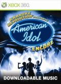 Karaoke Revolution Presents American Idol Encore Xbox 360 Front Cover