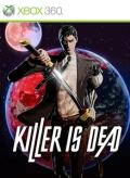 Killer Is Dead Xbox 360 Front Cover