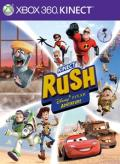Kinect Rush: A Disney Pixar Adventure Xbox 360 Front Cover
