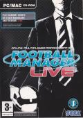 Football Manager Live Macintosh Front Cover