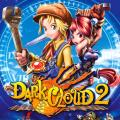 Dark Cloud 2 PlayStation 4 Front Cover
