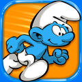 The Smurfs: Epic Run iPad Front Cover