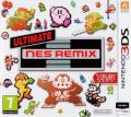 Ultimate NES Remix Nintendo 3DS Front Cover