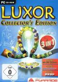Luxor: Collector's Edition Windows Front Cover