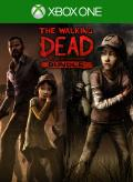 The Walking Dead: Bundle Xbox One Front Cover 1st version