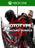 Prototype: Biohazard Bundle Xbox One Front Cover