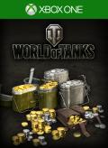 World of Tanks: Xbox One Edition - Currency Big Bucks Pack Xbox One Front Cover 1st version
