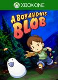 A Boy and His Blob Xbox One Front Cover