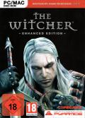 The Witcher: Enhanced Edition Macintosh Front Cover