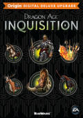 Dragon Age: Inquisition - Deluxe Edition Upgrade Windows Front Cover