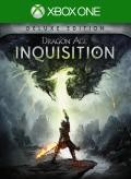Dragon Age: Inquisition (Deluxe Edition) Xbox One Front Cover 1st version