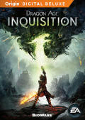 Dragon Age: Inquisition - Deluxe Edition Windows Front Cover