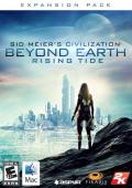 Sid Meier's Civilization: Beyond Earth - Rising Tide Macintosh Front Cover