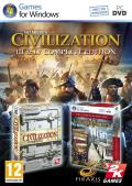 Sid Meier's Civilization III & IV: Complete Edition Windows Front Cover