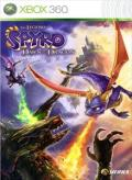The Legend of Spyro: Dawn of the Dragon Xbox 360 Front Cover