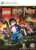 LEGO Harry Potter: Years 5-7 Xbox 360 Front Cover