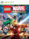 LEGO Marvel Super Heroes Xbox 360 Front Cover