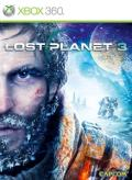 Lost Planet 3 Xbox 360 Front Cover