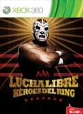 Lucha Libre AAA: Héroes Del Ring Xbox 360 Front Cover