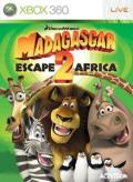 Madagascar: Escape 2 Africa Xbox 360 Front Cover