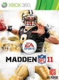 Madden NFL 11 Xbox 360 Front Cover