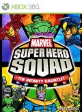 Marvel Super Hero Squad: The Infinity Gauntlet Xbox 360 Front Cover