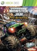Monster Jam: Path of Destruction Xbox 360 Front Cover