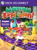 Motion Explosion! Xbox 360 Front Cover