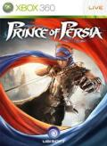 Prince of Persia: Epilogue Xbox 360 Front Cover